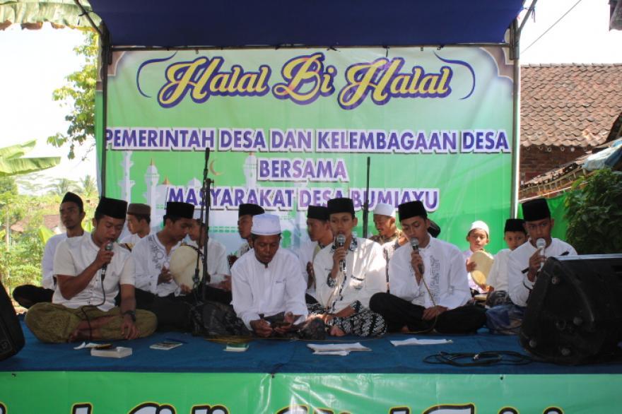 Image : Halal bi Halal