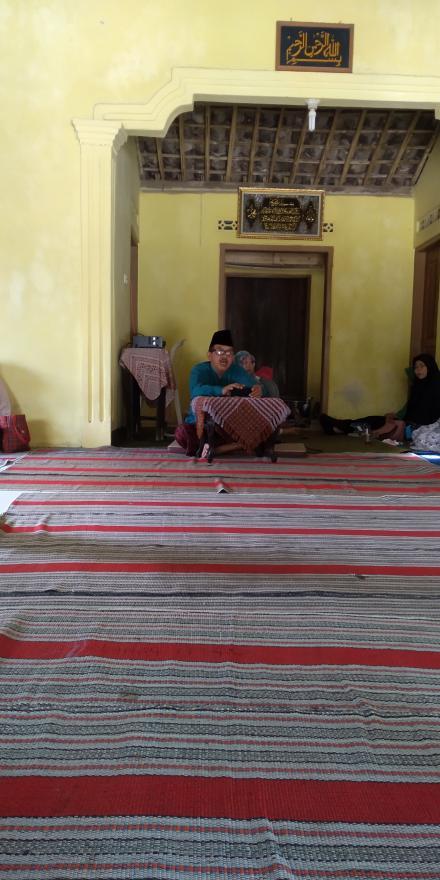 Image : Pengajian Muslimat Desa Bumiayu