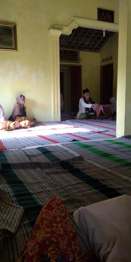 Image : Pengajian Sabtu Pahing Desa Bumiayu